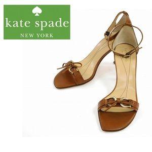 Kate Spade Leather Strap Sandals SZ.5.5